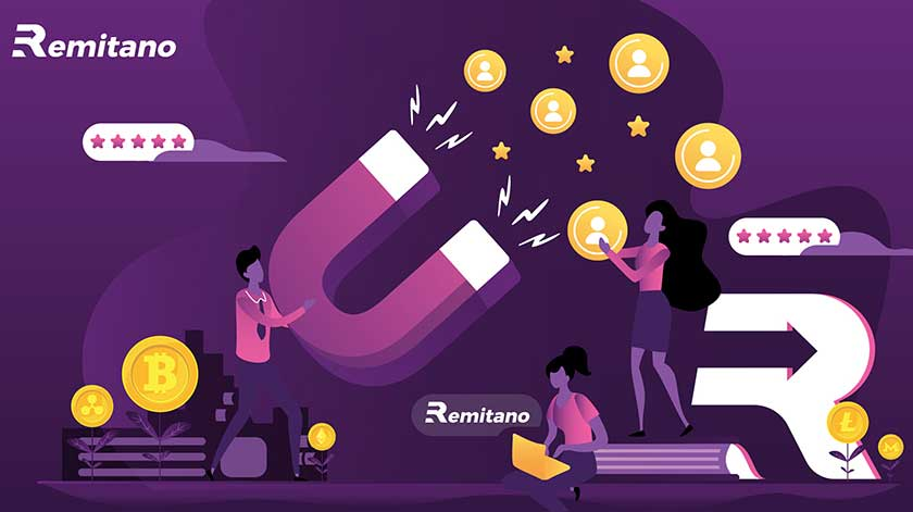 Remitano là sàn giao dịch P2P mua bán tiền điện tử lớn tại Việt Nam