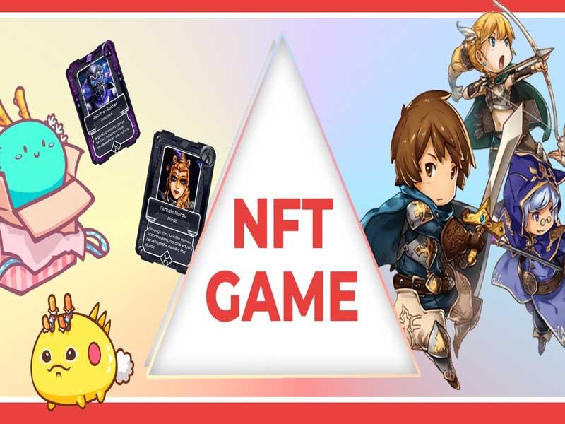 NFT Game là dạng trò chơi điện tử được xây dựng trên nền tảng Blockchain