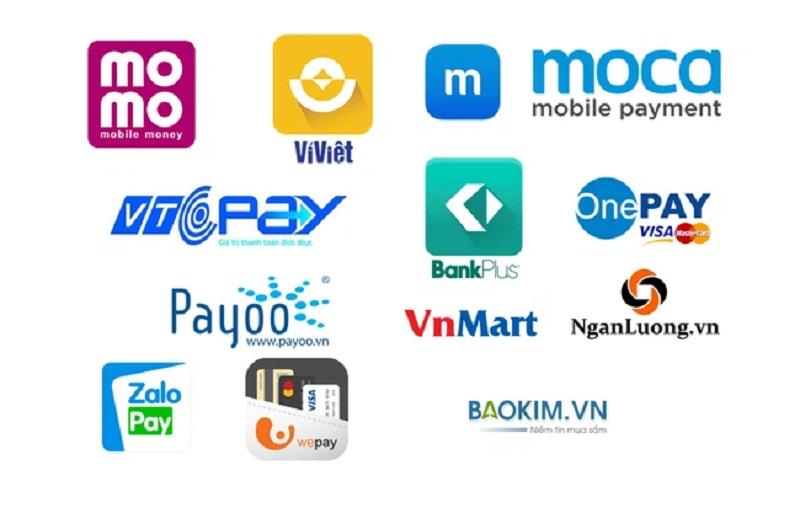 Thị trường ví điện tử lúc bấy giờ