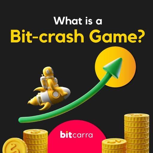Bit-crash game