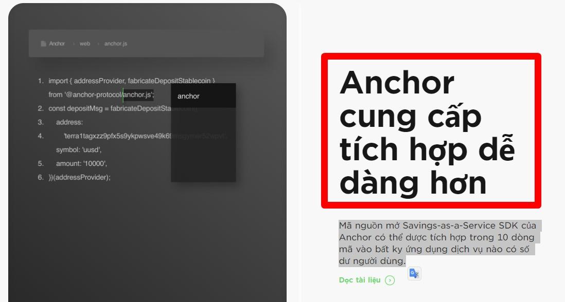 anchor protocol