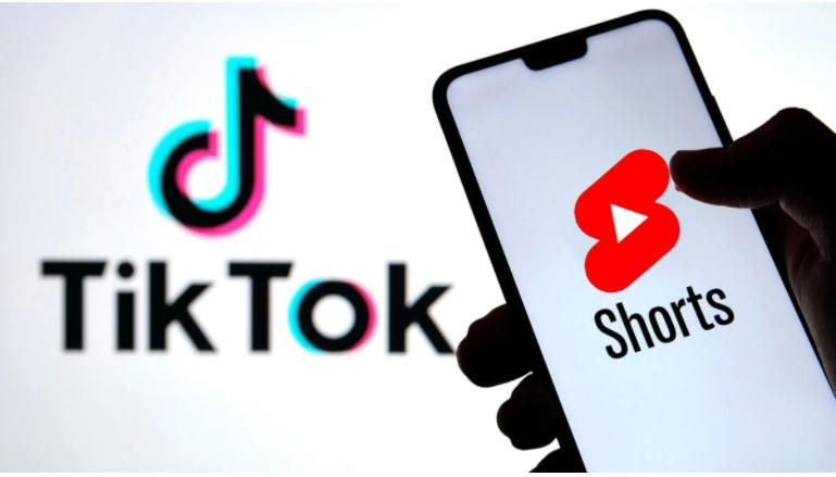so sánh youtube shorts và tiktok